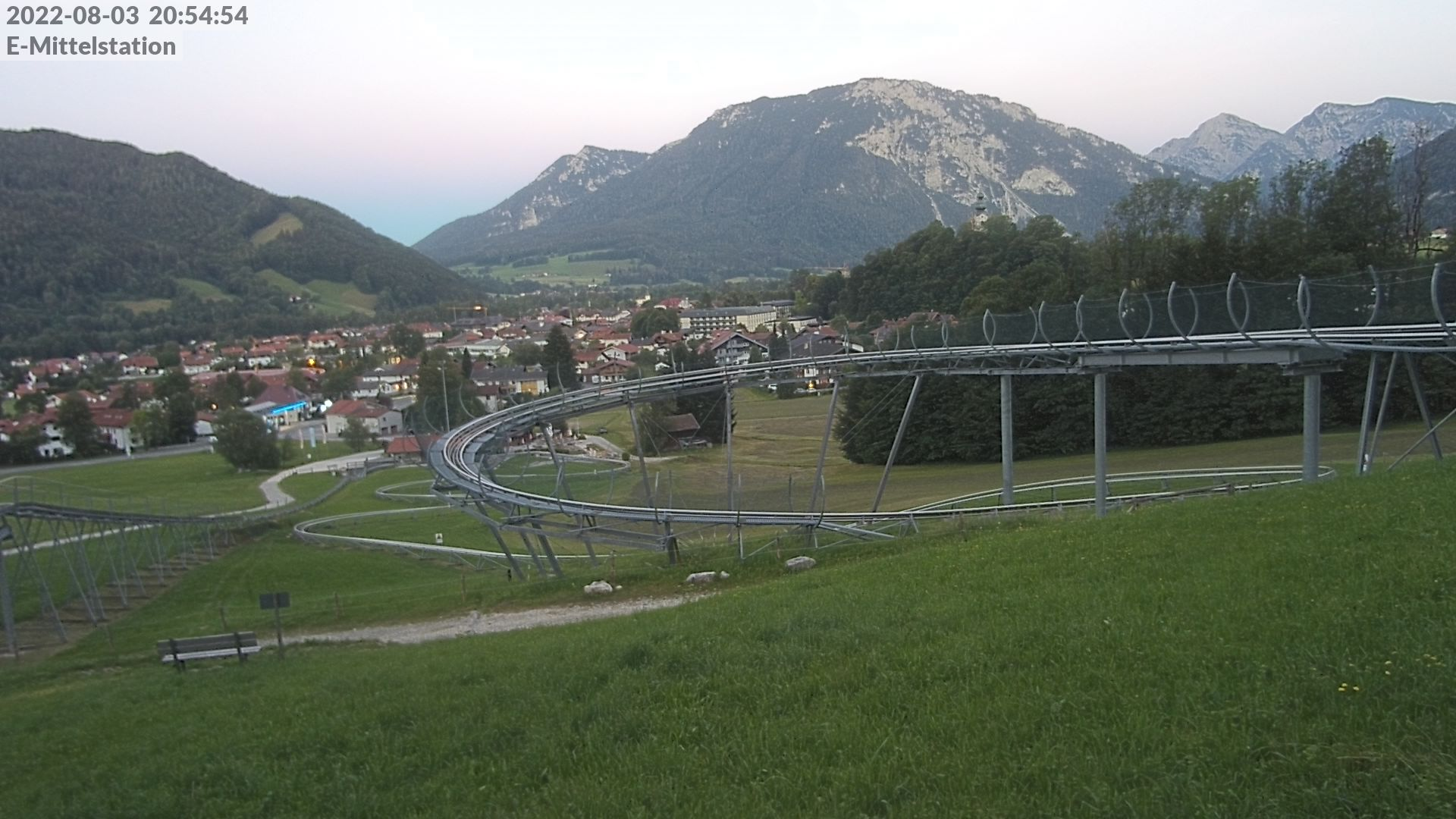 Webcam Chiemgau Coaster Ruhpolding