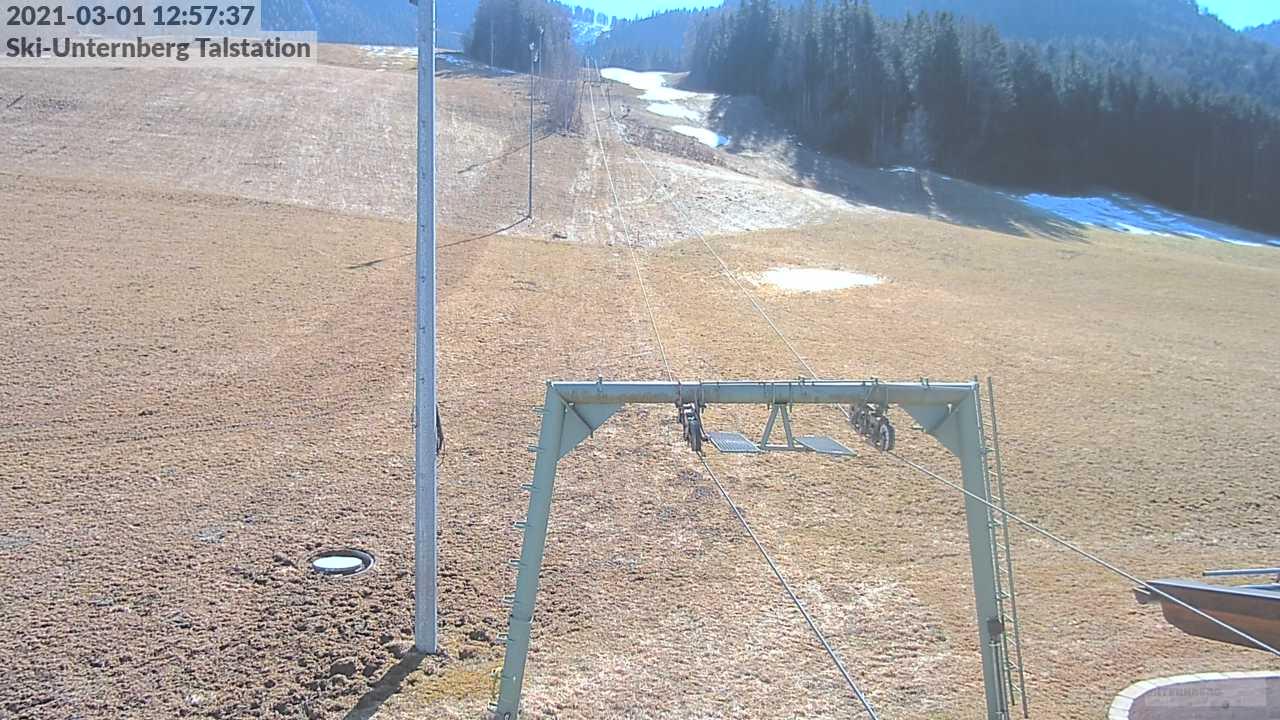 Skilift am Unternberg