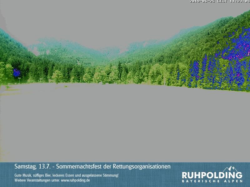 Langlaufloipe Sichernwiese