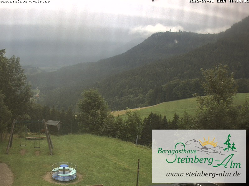 Berggasthaus Steinberg-Alm – Ferienwohnungen